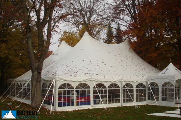 Outdoor Wedding Tent rentals allow brides a unique wedding venue that has flexibility not normally found in a traditional banquet hall setting. & Wedding Tent Styles | Big Tent Events