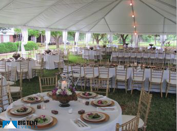 Big Tent Events We Make All Outdoor Special