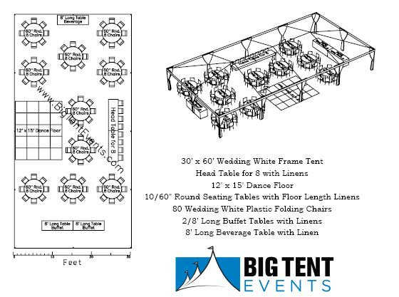 Head table seating diagram 20 catalog auto parts catalog for Wedding tent layout tool